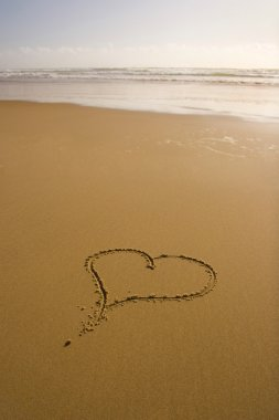 love romantic beach