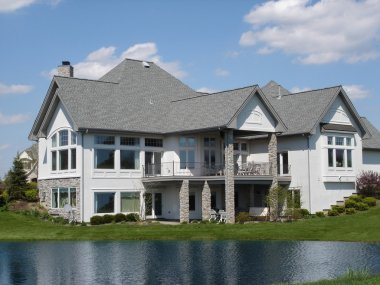 Residential Home on Water