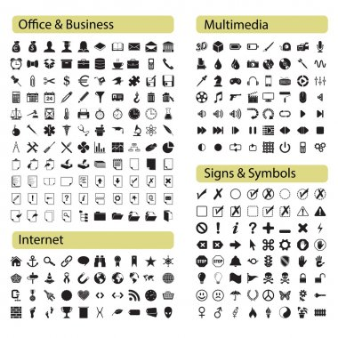 270 Professional Icons
