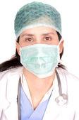 női orvos
