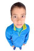 Fotografie malý chlapec