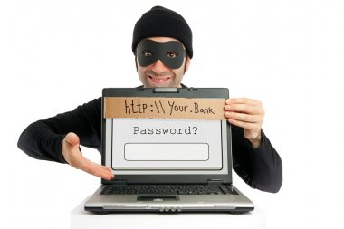 Password thief (phishing)