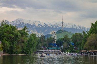 Almaty Girkii Gorky Park