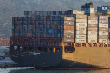 Merchant ships