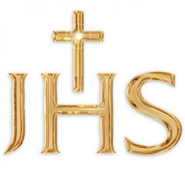 jesus christ monogram