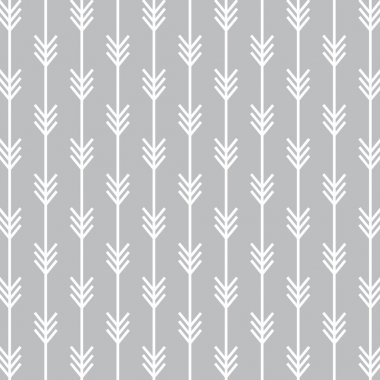 Seamless Arrow Pattern Background