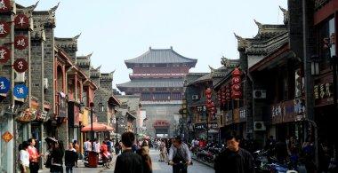 Xiang yang Ancient City Wall,China