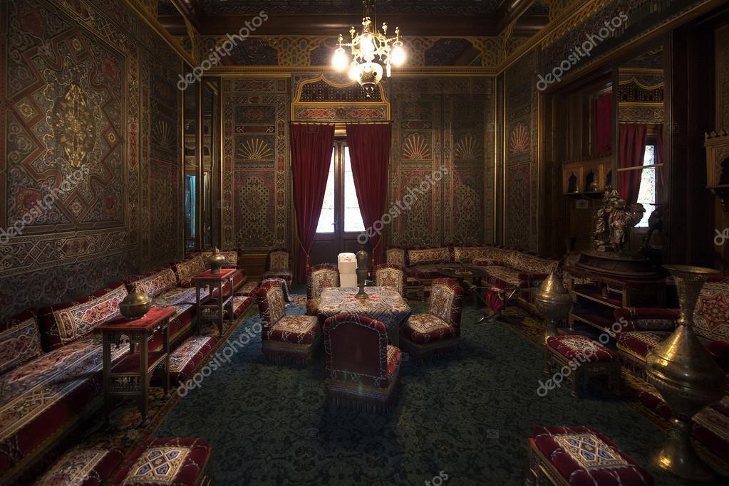 pelisor kasteel interieur – Redactionele stockfoto © foto200 #50930661
