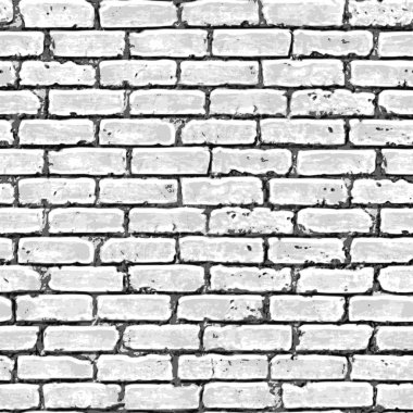 Brick wall seamless pattern.