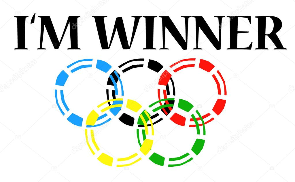 Juegos Olimpicos Ganador Foto Editorial De Stock C Ivannam 36853683