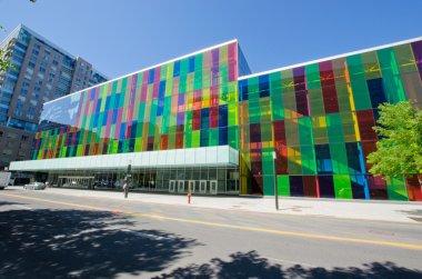 Montreal's Palais Des Congres