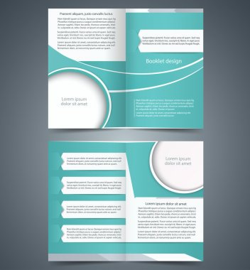 Gray brochure template design, layout business brochure, flyer t