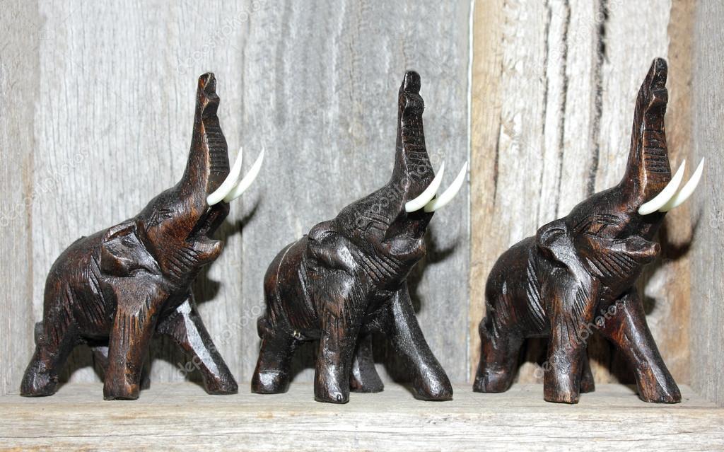 Elefantes de boa sorte do feng shui stock photo kez53 for Elefantes decoracion feng shui