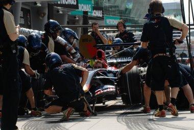 Scuderia Toro Rosso STR2 - Team Practice