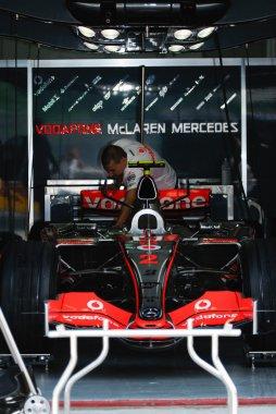 Vodafone McLaren Mercedes MP4-22 - Lewis Hamilton