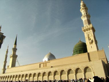 Masjid Al Nabawi or Nabawi Mosque