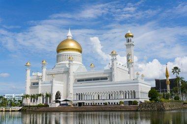 Masjid Sultan Omar Ali Saifuddin Mosque in Bandar Seri Begawan,