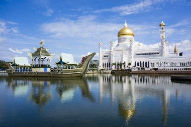 BANDAR SERI BEGAWAN(BSB), BRUNEI-NOV. 4:Masjid Sultan Omar Ali S
