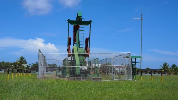 Ölindustrie in Seria, Brunei darussalam
