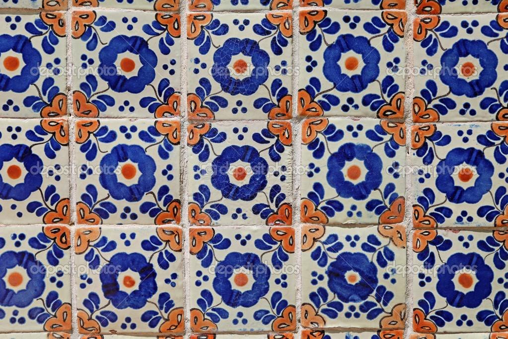 Vendita piastrelle messicane mix match patchwork di piastrelle