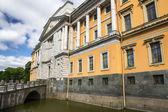 Michajlovský zámek v st. petersburg, Rusko