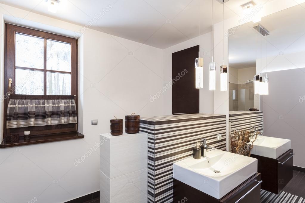 Groots plan originele badkamer u stockfoto photographee eu