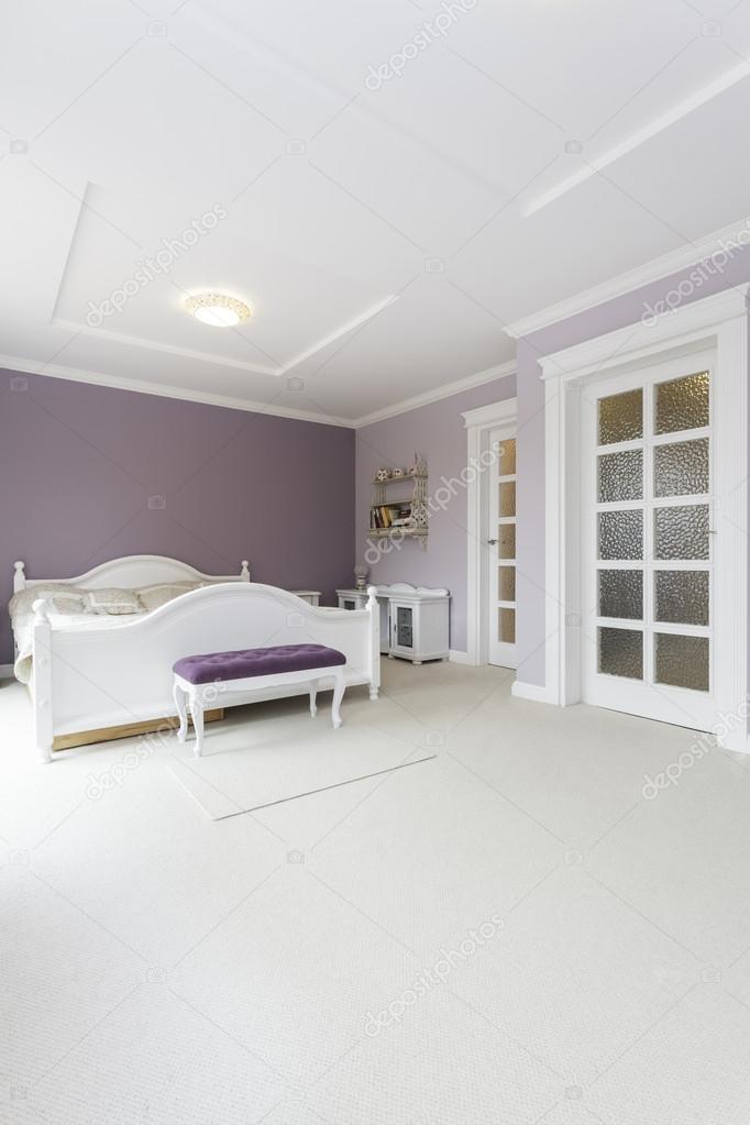 Toskana - Schlafzimmer — Stockfoto © photographee.eu #27081861