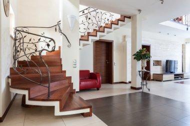 Classy house - living room