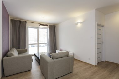 Cosy flat - living room