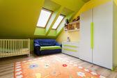 Fényképek Városi lakás - gyerekszobába