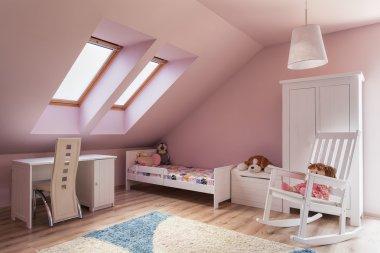 Urban apartment - kids room