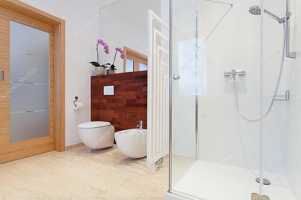 Modern douche. gallery of kleine badkamer met moderne badkamer door