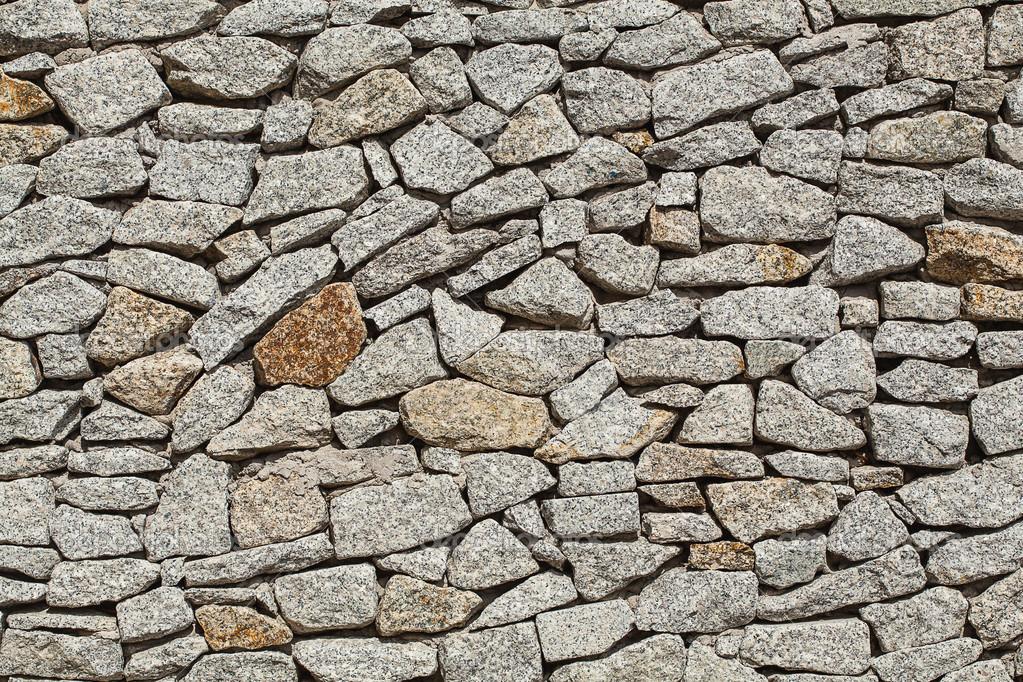Background of grey stones