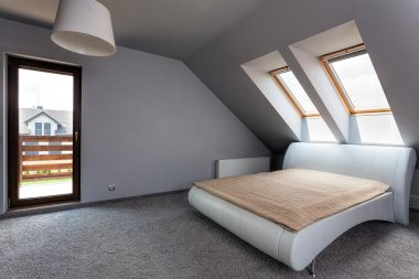 Urban apartment - bedroom
