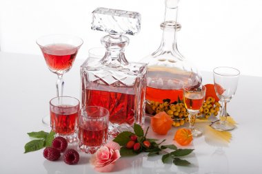 Exclusive traditional liqueurs