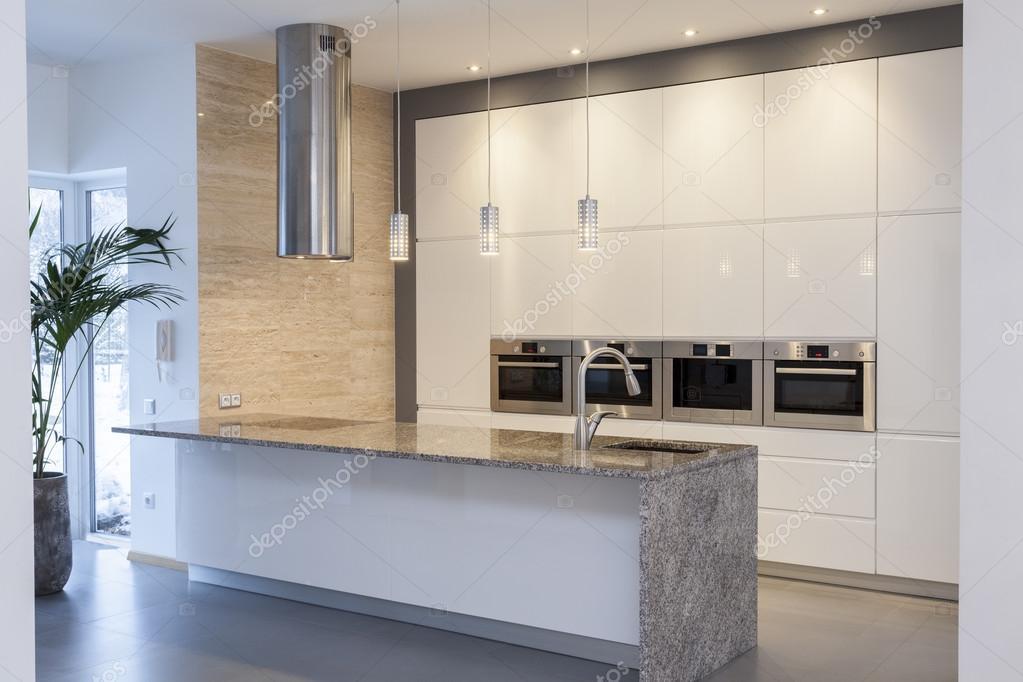 Minimalistische keuken u stockfoto photographee eu