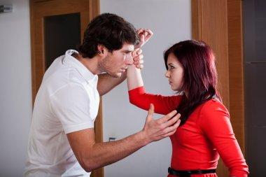 Home violence