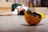 nebezpečné nehody během práce