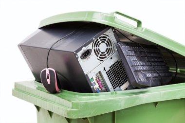 Computer scrap