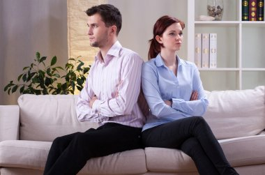 Angry marriage after quarrel