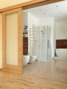 Parents luxurious bathroom