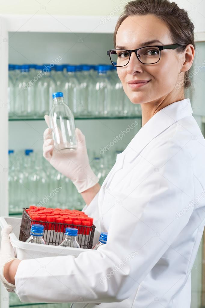 Asistente de laboratorio