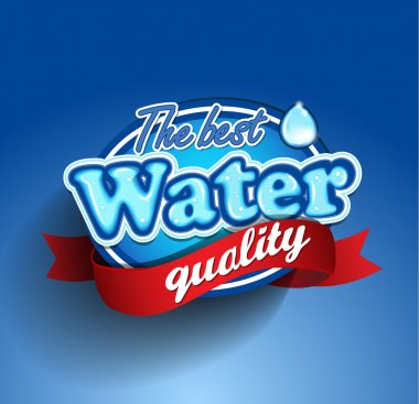Water quality label