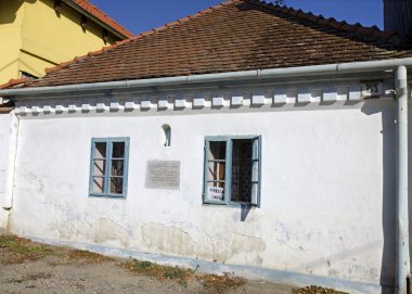 The birthplace of slovak revivalist