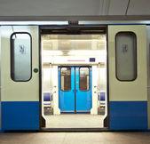 vlak metra
