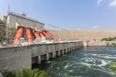 Hydroelectric Power Station