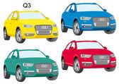 Fotografie Audi Q3