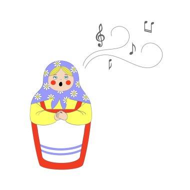 Matryoshka sings