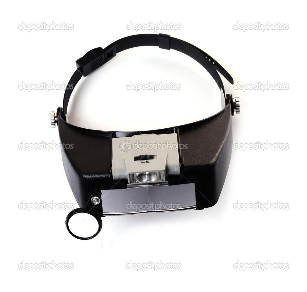 749f3efed7e85 lupa equipamentos, capacetes lupa isolado — Fotografias de Stock ...