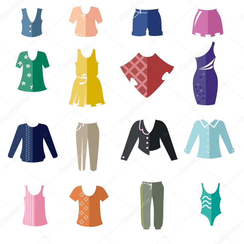 Alle soorten kleding